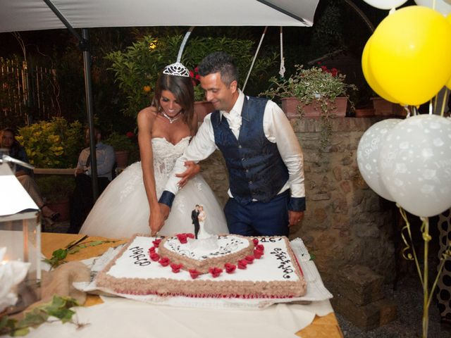 Il matrimonio di Marco e Serena a Cecina, Livorno 90