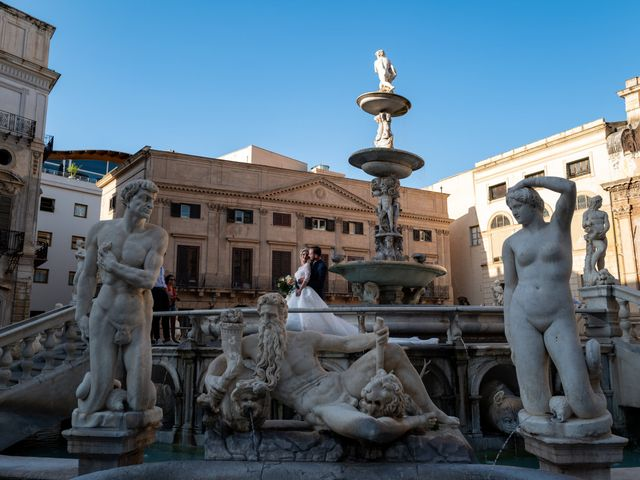 Il matrimonio di Giovanbattista e Alessia a Palermo, Palermo 13