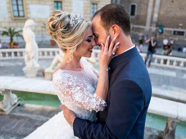 Il matrimonio di Giovanbattista e Alessia a Palermo, Palermo 14