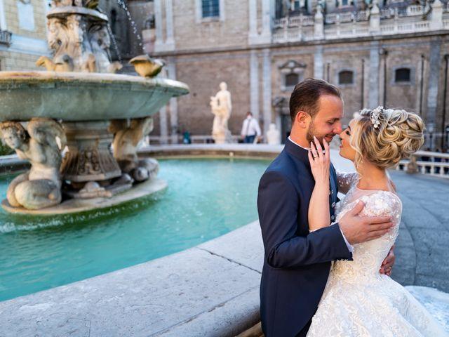 Il matrimonio di Giovanbattista e Alessia a Palermo, Palermo 16