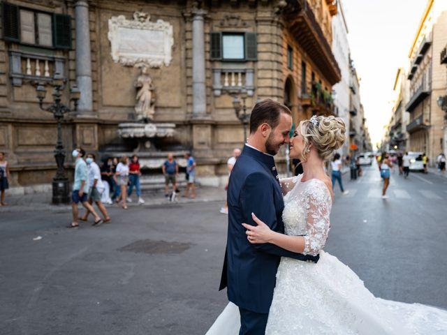 Il matrimonio di Giovanbattista e Alessia a Palermo, Palermo 18
