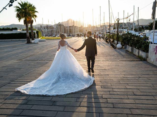 Il matrimonio di Giovanbattista e Alessia a Palermo, Palermo 19