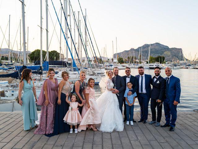 Il matrimonio di Giovanbattista e Alessia a Palermo, Palermo 22
