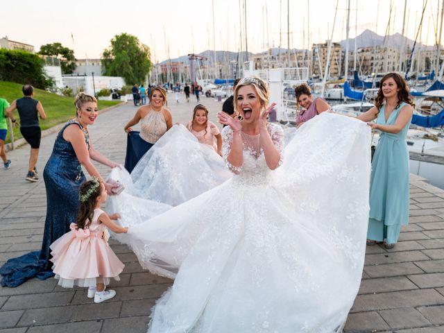 Il matrimonio di Giovanbattista e Alessia a Palermo, Palermo 23