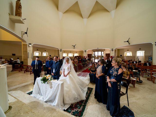Il matrimonio di Giovanbattista e Alessia a Palermo, Palermo 28