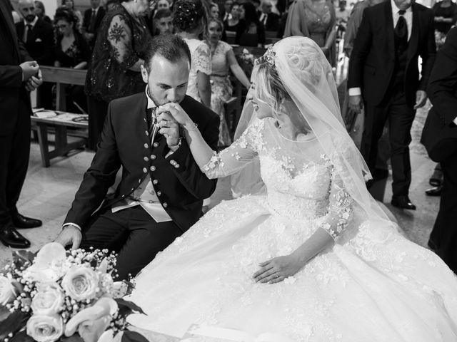 Il matrimonio di Giovanbattista e Alessia a Palermo, Palermo 29