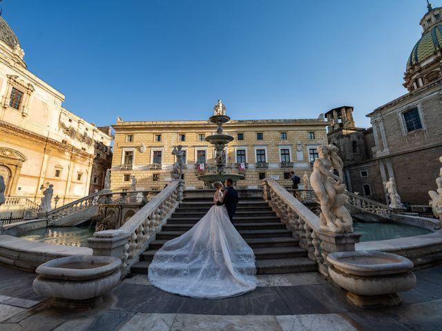 Il matrimonio di Giovanbattista e Alessia a Palermo, Palermo 31