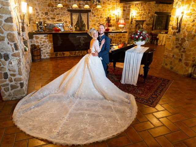 Il matrimonio di Giovanbattista e Alessia a Palermo, Palermo 37