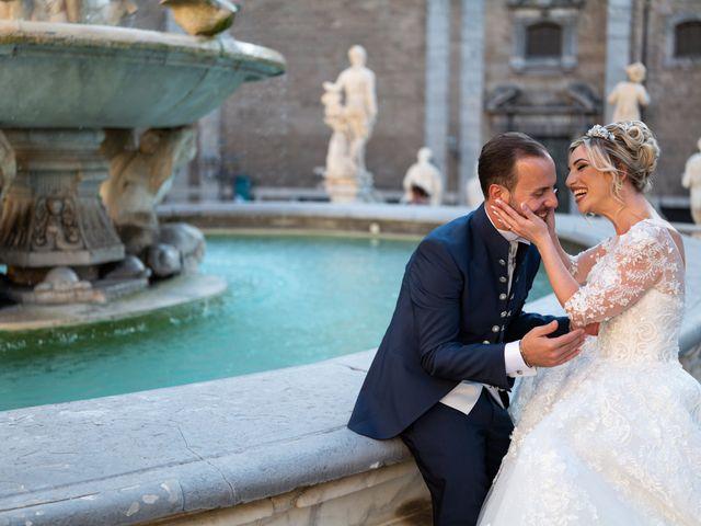 Il matrimonio di Giovanbattista e Alessia a Palermo, Palermo 49