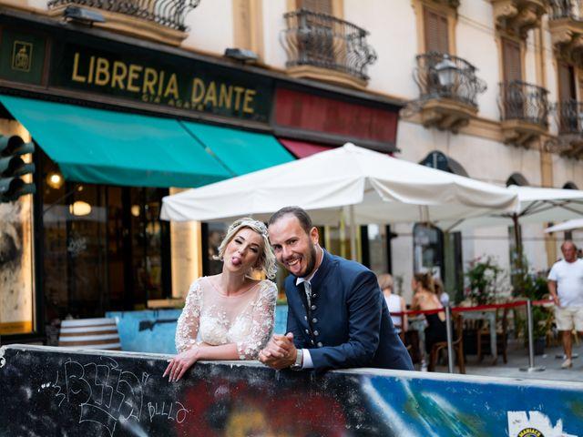 Il matrimonio di Giovanbattista e Alessia a Palermo, Palermo 52