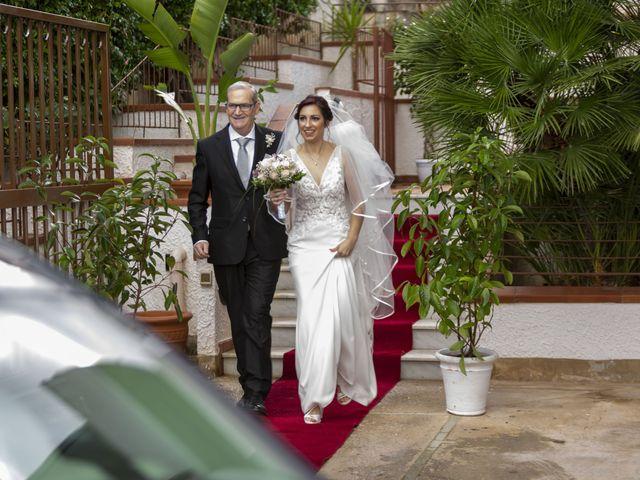 Il matrimonio di Valentina e Andrea a Palermo, Palermo 18