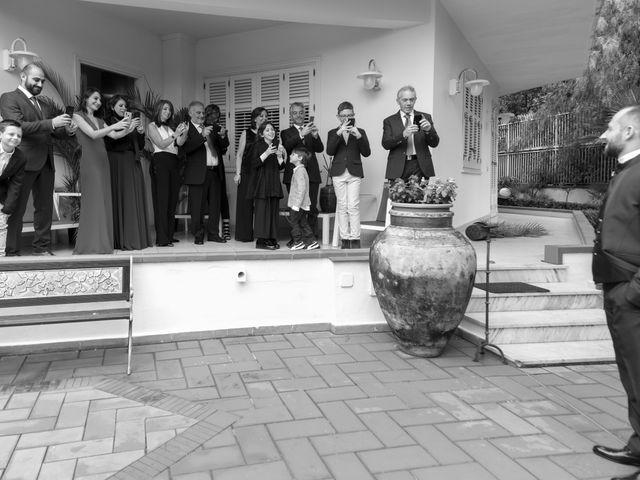 Il matrimonio di Valentina e Andrea a Palermo, Palermo 23