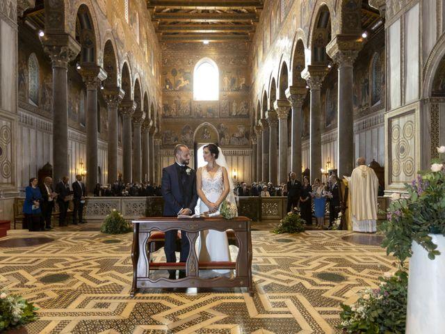 Il matrimonio di Valentina e Andrea a Palermo, Palermo 26
