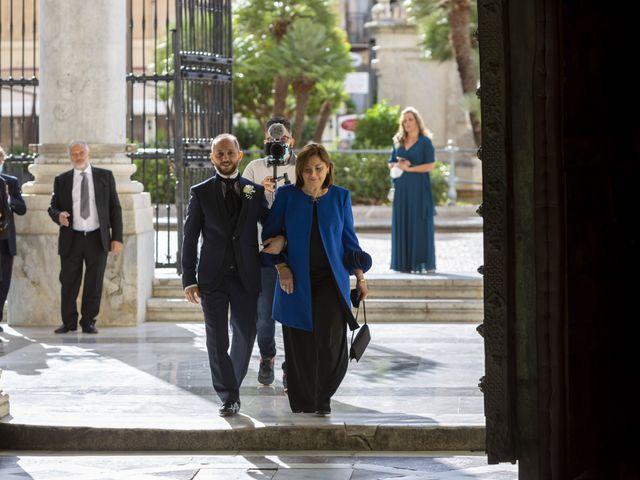 Il matrimonio di Valentina e Andrea a Palermo, Palermo 27