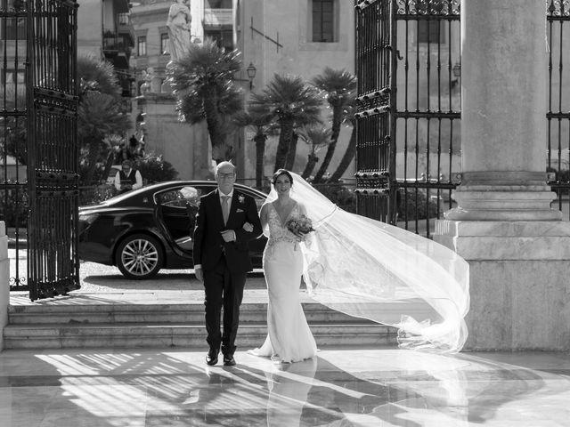 Il matrimonio di Valentina e Andrea a Palermo, Palermo 28