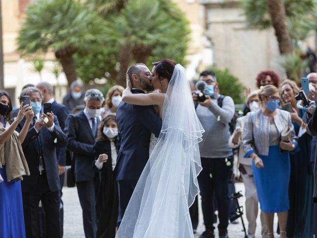 Il matrimonio di Valentina e Andrea a Palermo, Palermo 36