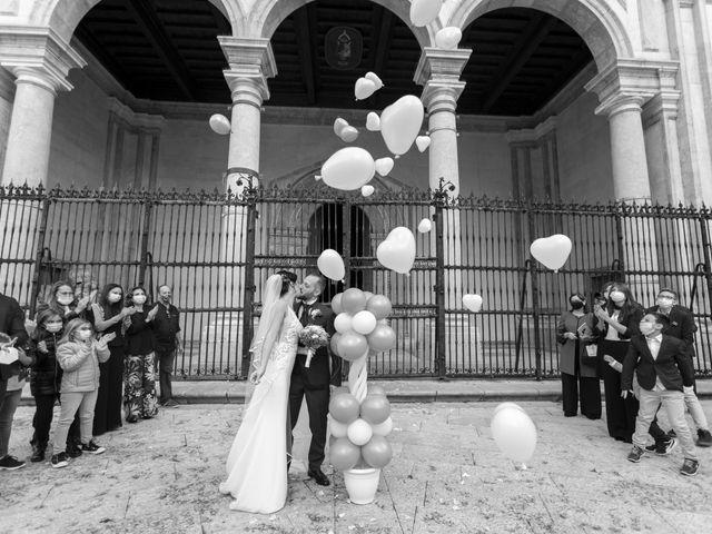 Il matrimonio di Valentina e Andrea a Palermo, Palermo 37