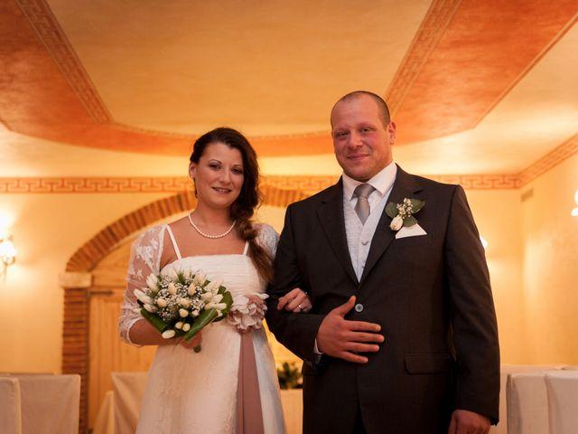 Le nozze di Daniela e Angelo