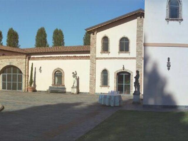 Il matrimonio di Alessandro e Eleonora a Lacchiarella, Milano 1
