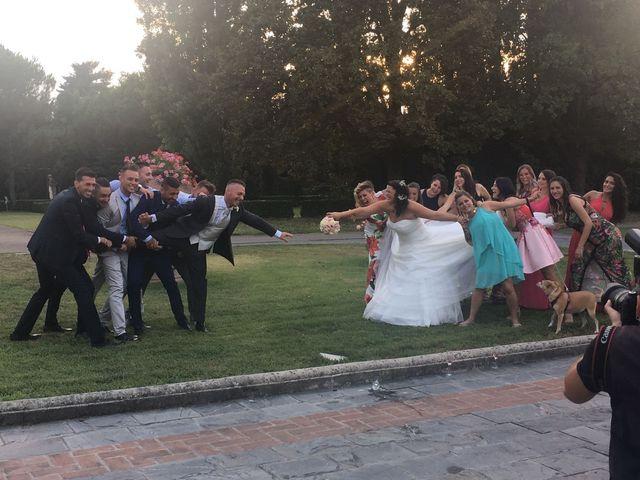 Il matrimonio di Alessandro e Eleonora a Lacchiarella, Milano 5