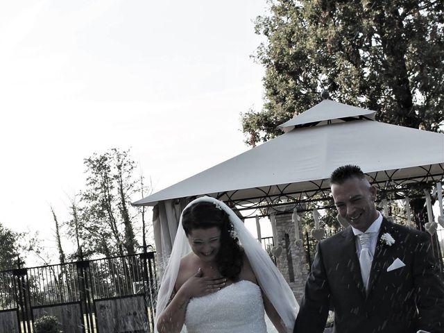 Il matrimonio di Alessandro e Eleonora a Lacchiarella, Milano 9