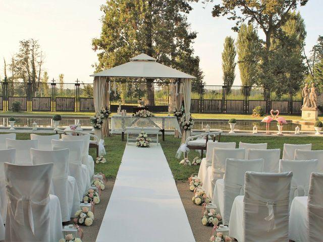 Il matrimonio di Alessandro e Eleonora a Lacchiarella, Milano 10