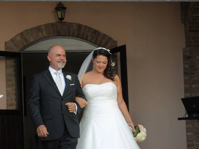 Il matrimonio di Alessandro e Eleonora a Lacchiarella, Milano 11