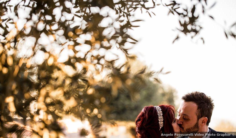 Il matrimonio di Dimitri e Alessandra a Palombara Sabina, Roma
