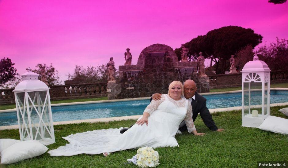 Il matrimonio di giuseppe e sabrina a roma roma for Di giuseppe arredamenti roma
