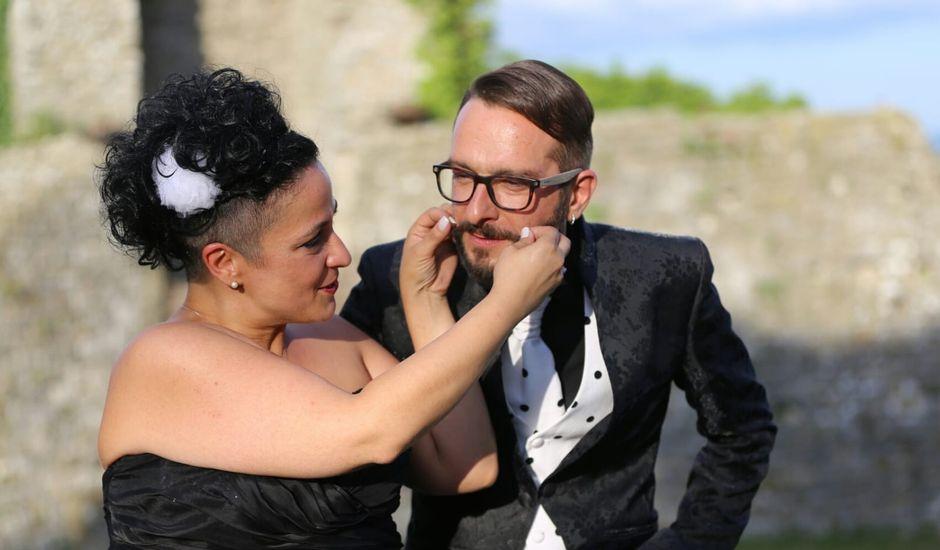 Il matrimonio di Marco e Francesca a Civitella in Val di Chiana, Arezzo