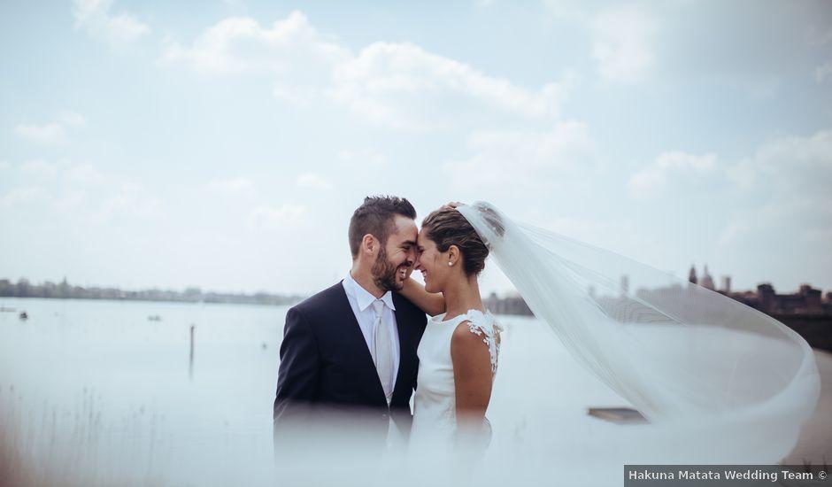 Il matrimonio di Riccardo e Martina a Mantova, Mantova
