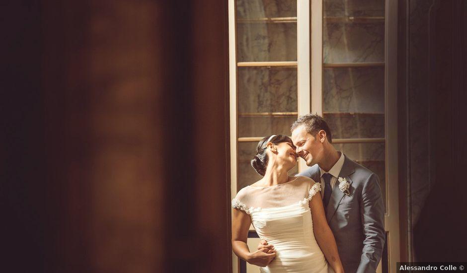 Il matrimonio di Davide e Chiara a Carrara, Massa Carrara
