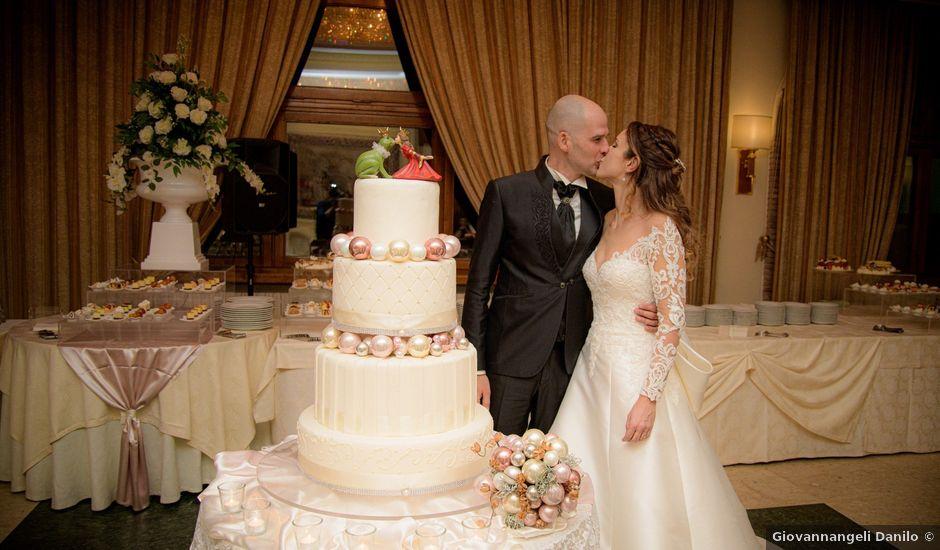 Il matrimonio di Daniele e Alessia a Roma, Roma