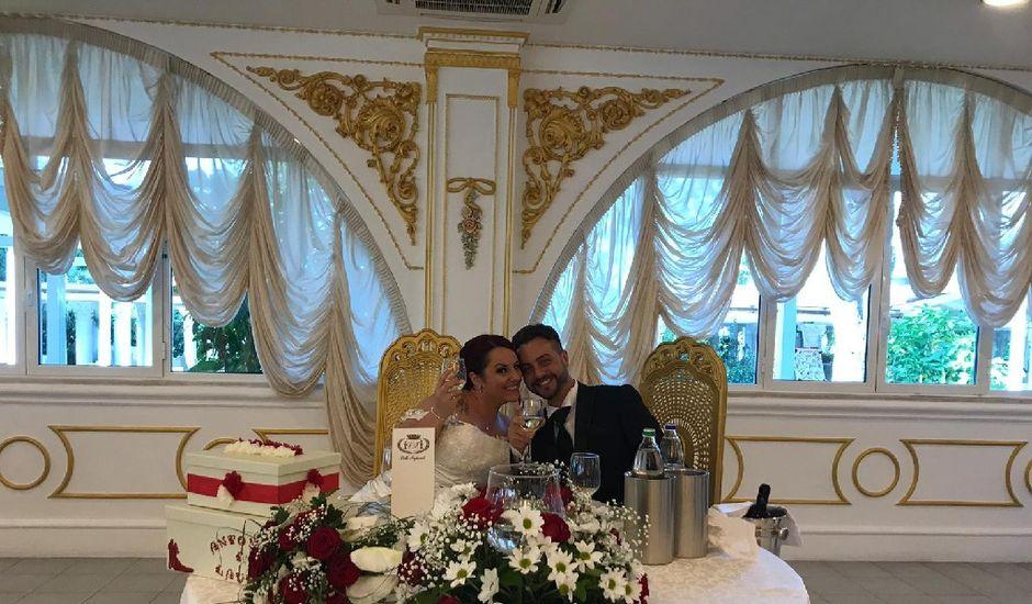 Il matrimonio di Antonio e Laura a Taranto, Taranto