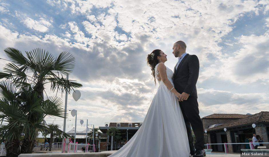 Il matrimonio di Alex e Denise a Lugo, Ravenna