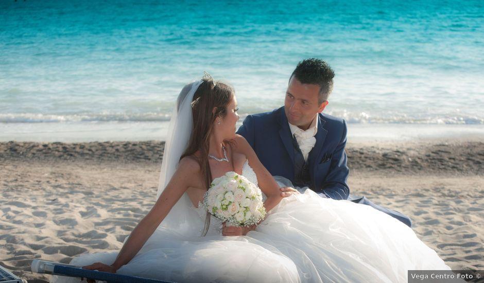Il matrimonio di Marco e Serena a Cecina, Livorno