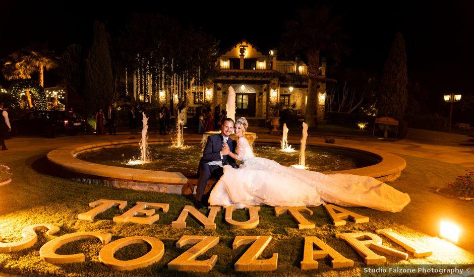 Il matrimonio di Giovanbattista e Alessia a Palermo, Palermo