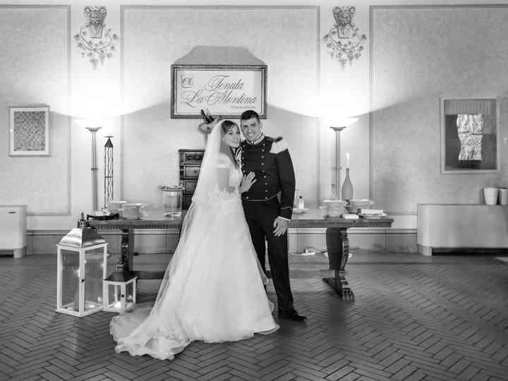 le nozze di Melissa e Mirco