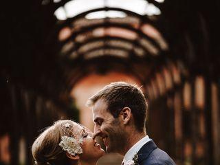 Le nozze di Louise e Stephen