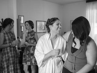 le nozze di Chiara e Luca 2