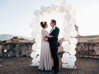 Le nozze di Lucia e Mikko