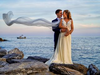 Le nozze di Anna e Alex