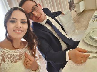Le nozze di Tania e Antonio
