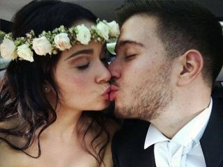 Le nozze di Sara e Luca 1