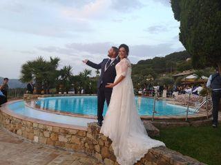 Le nozze di Monia e Francesco 1