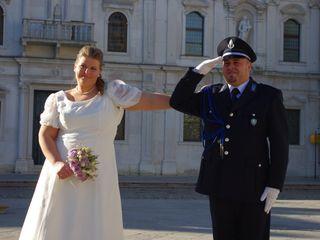 Le nozze di Claudio e Giada