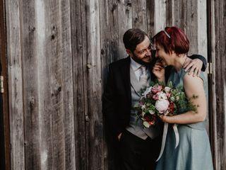 Le nozze di Claudia e Emilano
