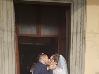 Le nozze di Cristina  e Marco  3