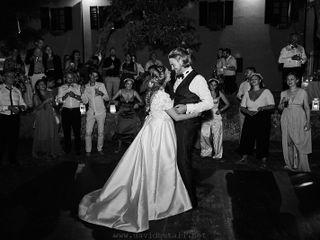 Le nozze di Aude e Florian 1