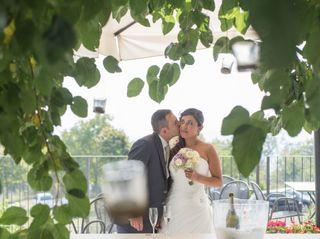 Le nozze di Diana e Marco